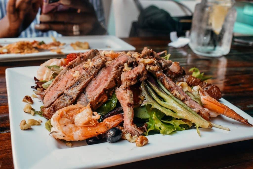 3 eleven dallas steak and lobster