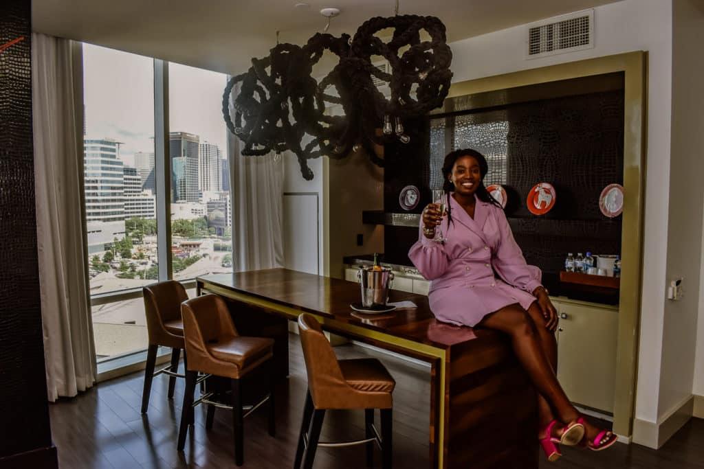 W Dallas Hotel Review