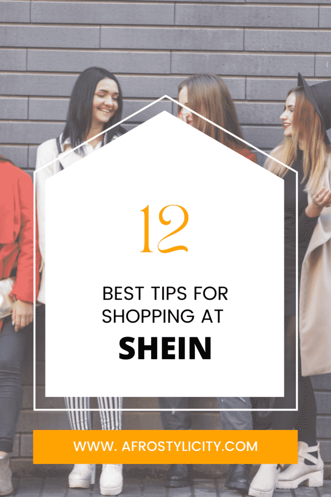 shop safely at SHEIN