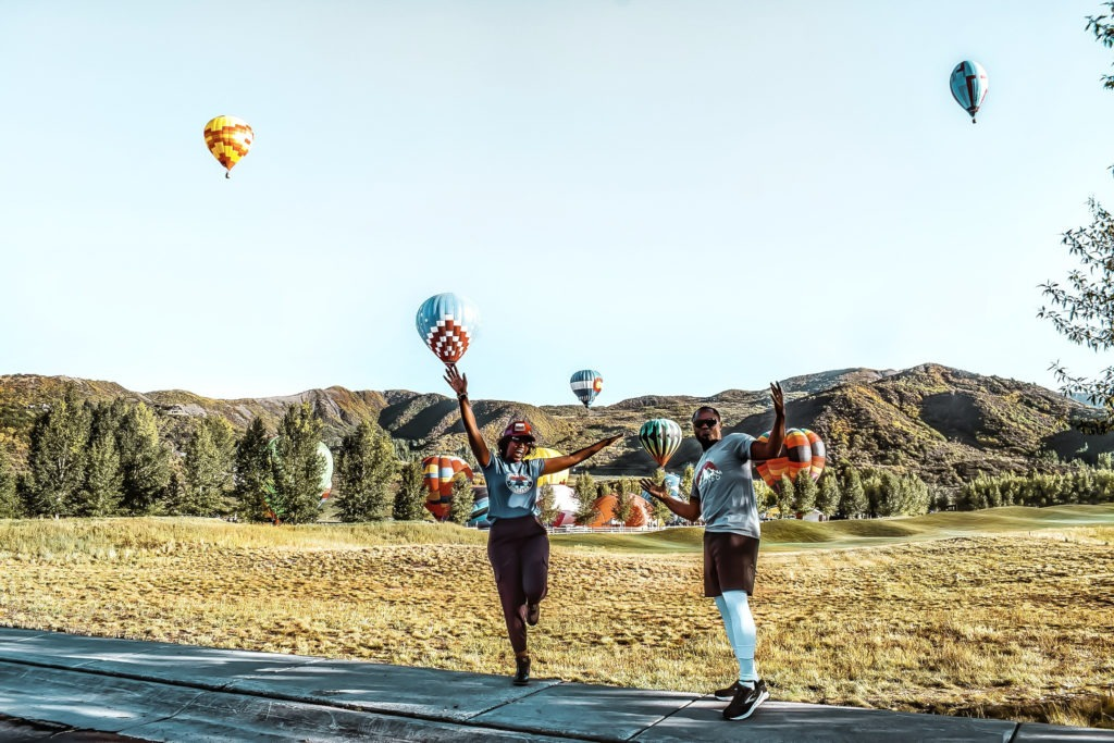 Snowmass Village Balloon Festival